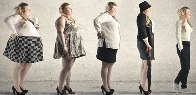 obese main weight loss