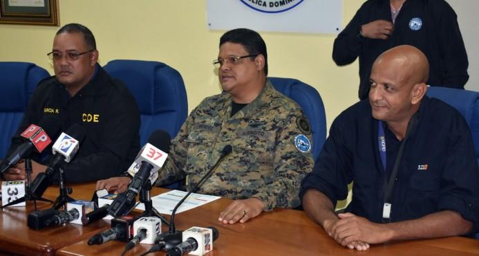 El COE mantiene 10 provincias en alerta por saturación de los suelos