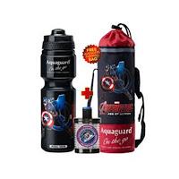 customized purifier water bottle