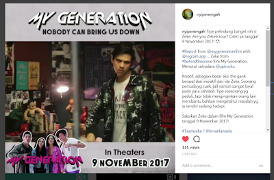 Film My Generation Realita Remaja dengan Segudang Problema