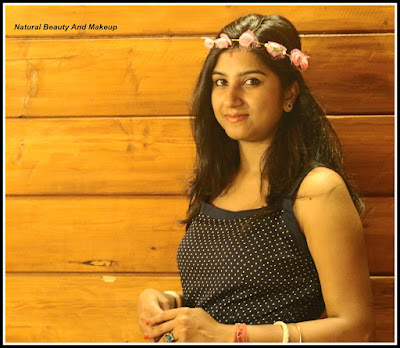 blogger Anamika Chattopadhyaya at North Goa