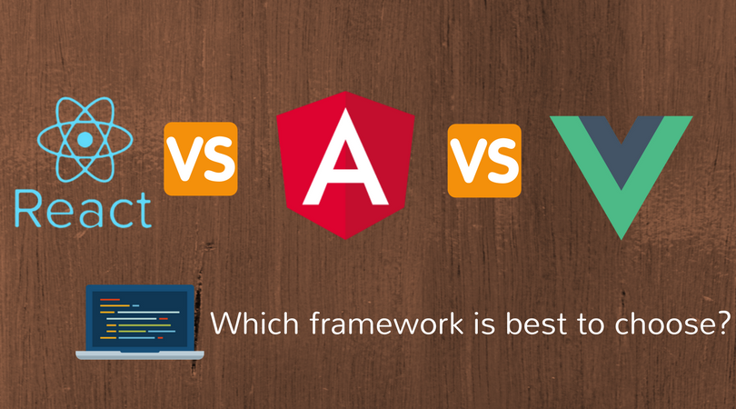 Which Javascript framework is best to choose? React, Angular