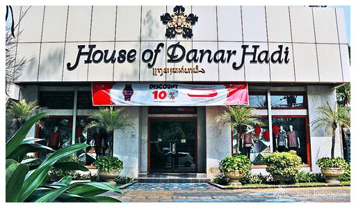 House of Danar Hadi Solo