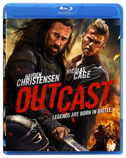 Blu-ray Review: Outcast