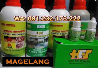 Jual SOC HCS, KINGMASTER, BIOPOWER Siap Kirim Magelang Mungkid