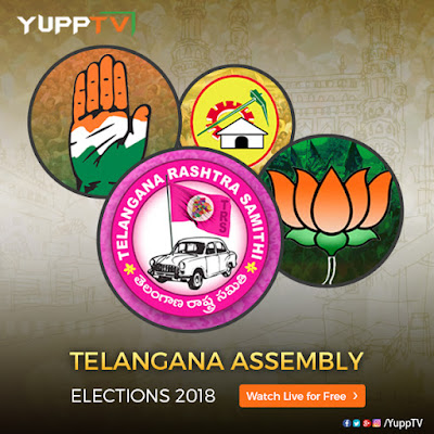 Telangana Assembly Elections Live
