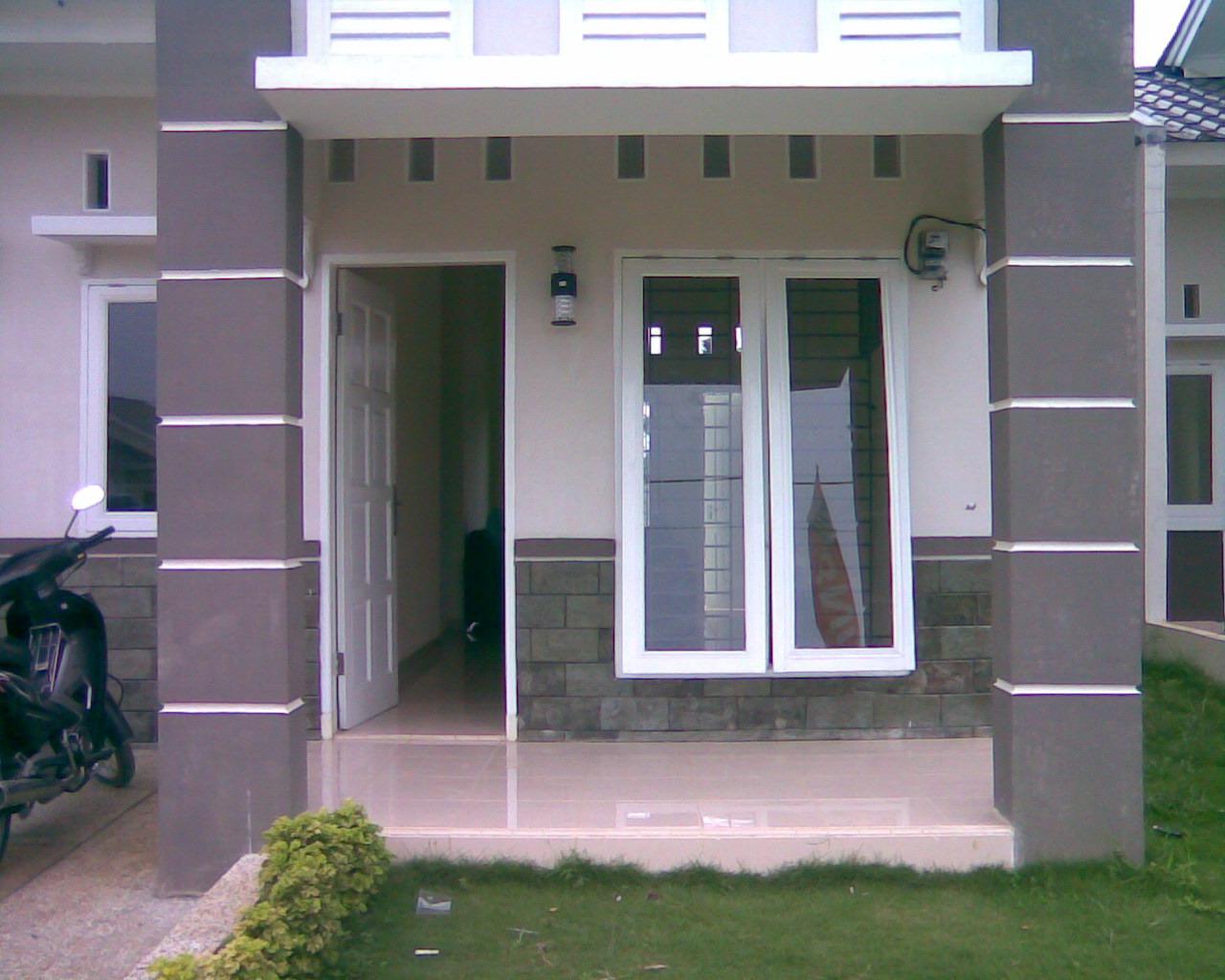 Model Teras Rumah Genteng Desain Rumah