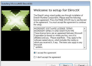download directx runtime offline installer