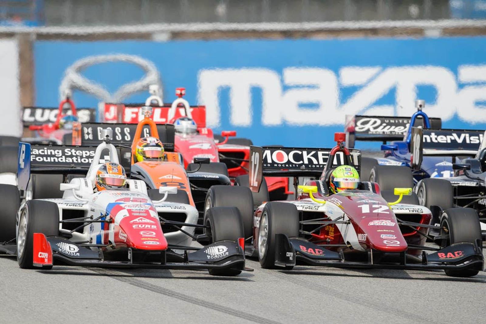 Mazda Parts Company With Laguna Seca | Carscoops
