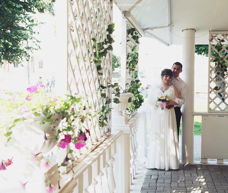 свадьба в июне