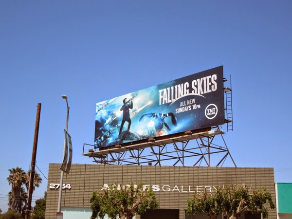 Falling Skies season 4 billboard