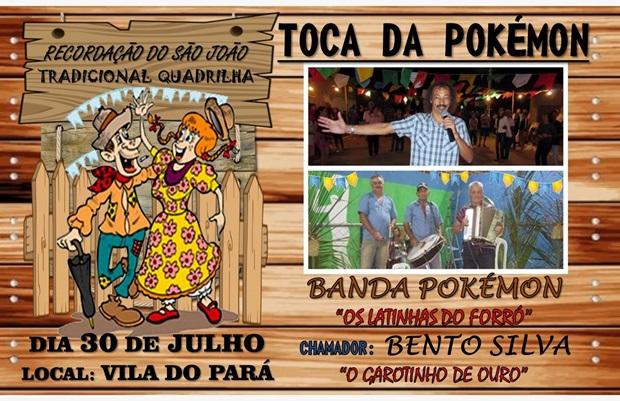 Festa de recordação do São João será realizada na Vila do Pará