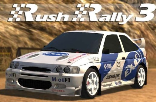 Rush rally 3 Apk Free on Android Game Download