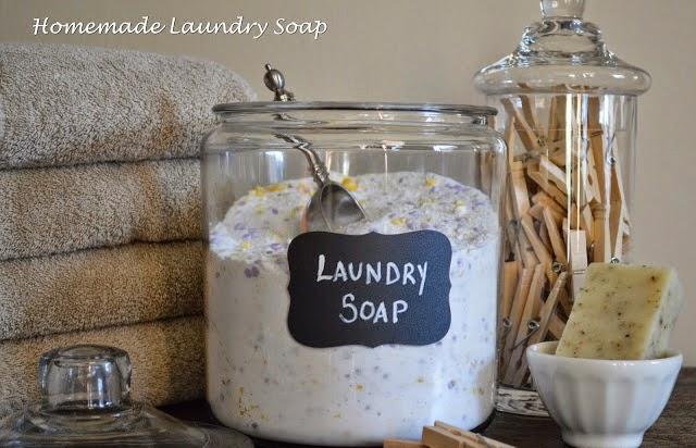 Angela Betlewicz Designs Homemade Laundry Detergent