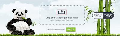 Cara Memperkecil Ukuran Foto Dengan TinyPNG