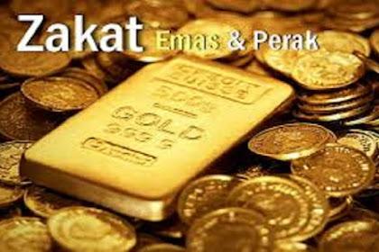 Syarat-Syarat Wajib Zakat Emas dan Perak