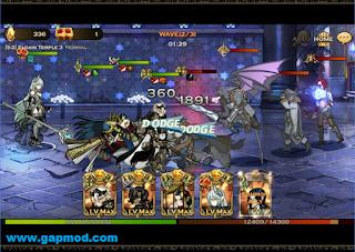 Download Exos Saga v1.1.0.1 Apk Android