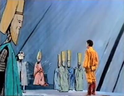Captain Zep - Space Detective meets some aliens.
