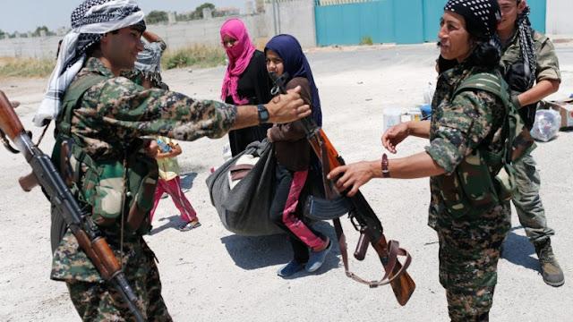 Συριακός και Ιρακινός στρατός «πνίγουν» τους τζιχαντιστές