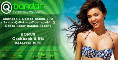 Menang BandarQ Online QBandars.net