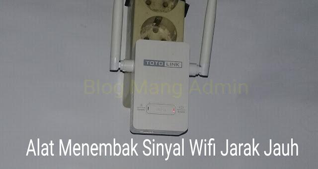 Memperluas Sinyal Wifi Jarak Jauh Dengan Totolink Ex200 Lebih Simple