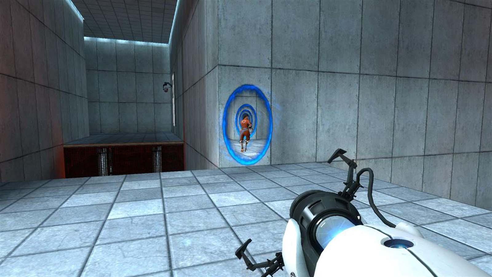 تحميل لعبة Portal 1 مضغوطة برابط واحد مباشر كاملة مجانا