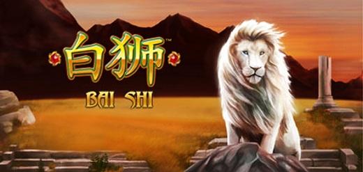 Bai Shi với nghĩa là sư tử trắng