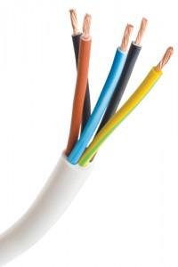 Instalaciones eléctricas residenciales - cables