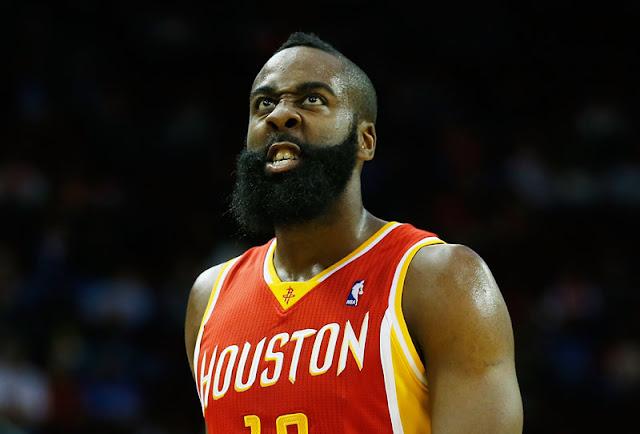 adidas ofrece 200 millones de dólares a James Harden, de los Houston Rockets