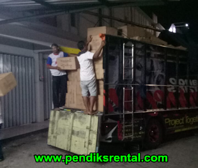 Truk Ekspedisi Jakarta Mataram Lombok Sumbawa
