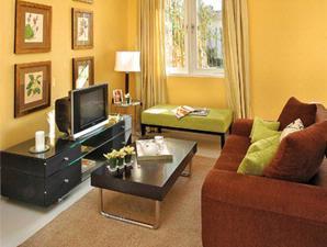 Furniture Ruang Tamu Rumah Minimalis Interior Desain
