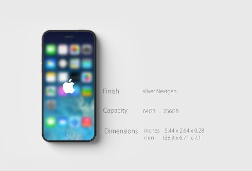 Apple iPhone Vision Next Concept