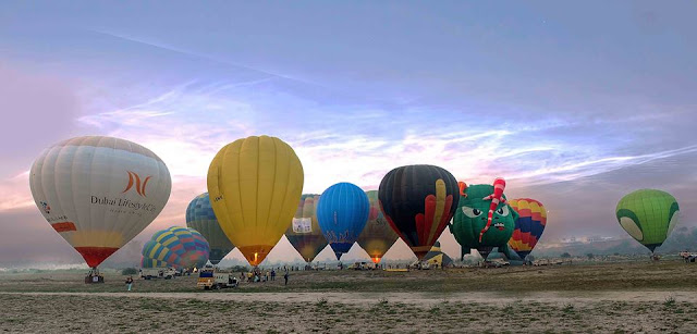 Taj Balloon Festival is back to enliven the skies of Agra