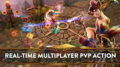 Vainglory MOD Apk v2.4.1 Unlimited Android Update Terbaru Gratis
