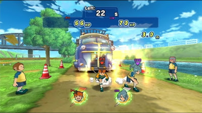 Inazuma Eleven Strikers Screenshot 3