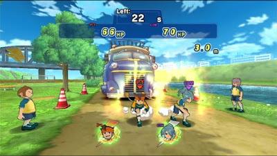 Inazuma Eleven Strikers Screenshot 3