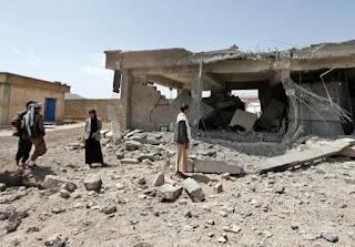 Un raid aérien de la coalition sous commandement saoudien