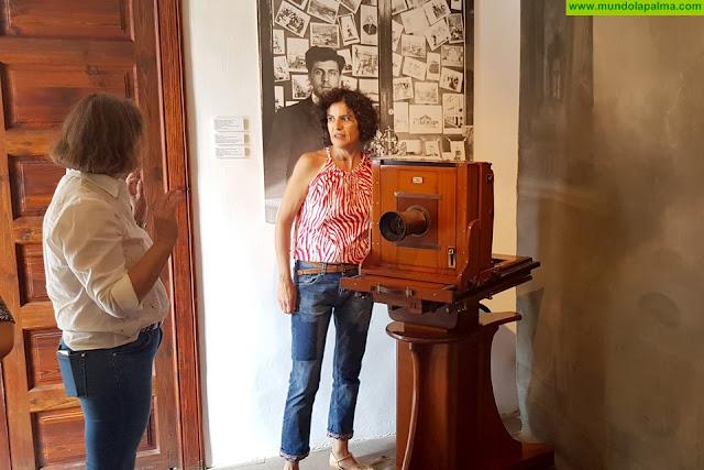 El Cabildo estudia mejoras en el Museo Insular para seguir potenciando estas instalaciones como eje cultural en La Palma