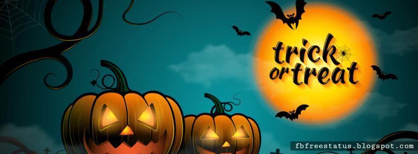 Halloween Facebook Cover Photos