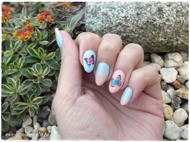 rozowo-niebieskie-paznokcie-ombre