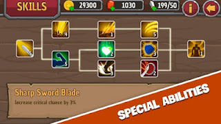 Download Legendary Warrior Apk Terbaru v1.0.10 (Mod Money+Damage)