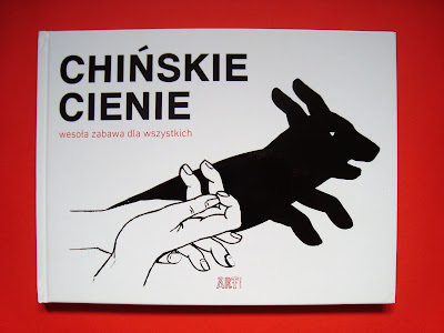 chińskie cienie, układ rąk do rzucania cieni, teatrzyk cieni