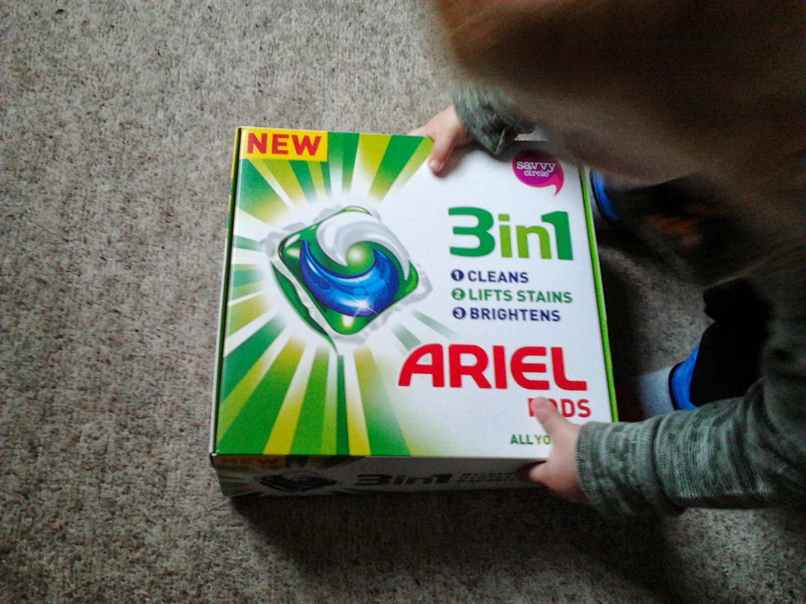Hijacked By Twins: Ariel 3in1 Pods - Review