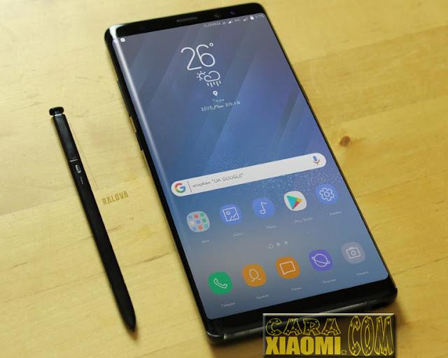 Galaxy S8X Mtz Update Tema Full Seperti Samsung For MIUIV8 / MIUIV9