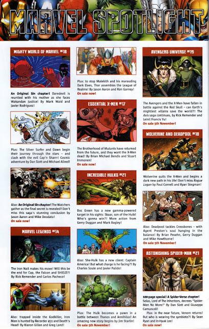 CRIVENS! COMICS & STUFF: MIGHTY MARVEL SPOTLIGHT