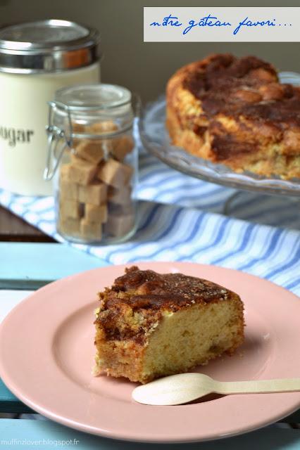 Recette Gateau à la rhubarbe - muffinzlover.blogspot.fr