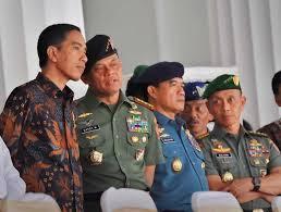 Presiden Minta Kapolri Untuk Usuk Dalang Dibalik Isu Pencopotan Panglima TNI - Commando