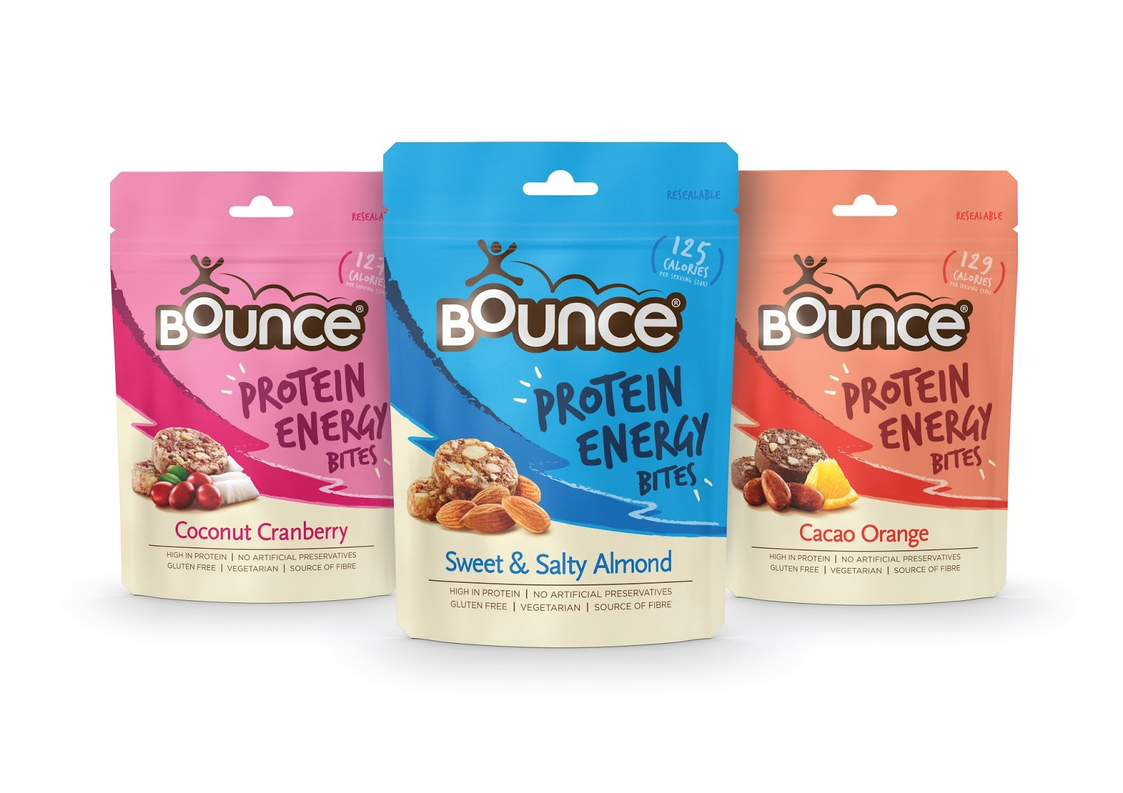 Bounce Protein Energy Bites On Packaging Of The World Creative Package Design Gallery