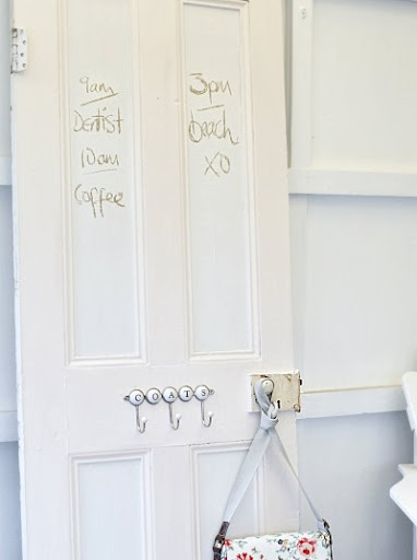 door message board
