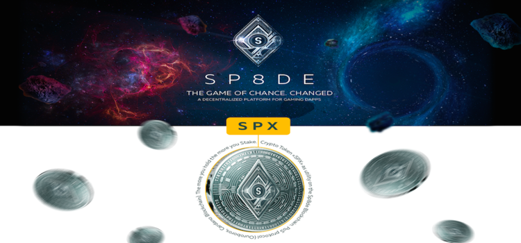 SP8DE - Changing The Game Using Cardano Technology
